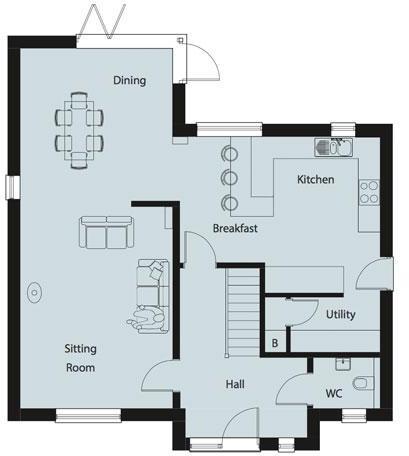 Floorplan GR FL
