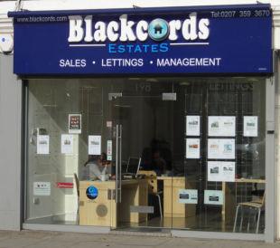 Blackcords Property Consultants Ltd, Islington - Salesbranch details