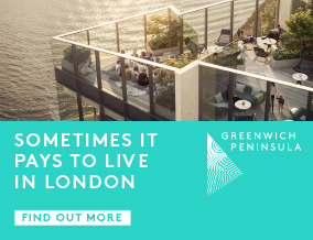 Get brand editions for Greenwich Peninsula, London - Sales