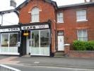 Cafe in Worcester Road, Malvern for sale