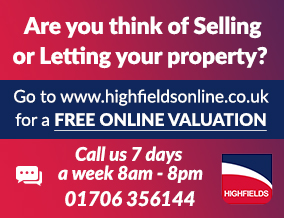 Get brand editions for Highfields Residential, Rochdale