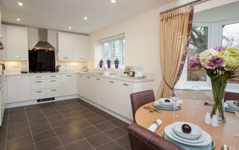 Typical Kitchen/Dining Area
