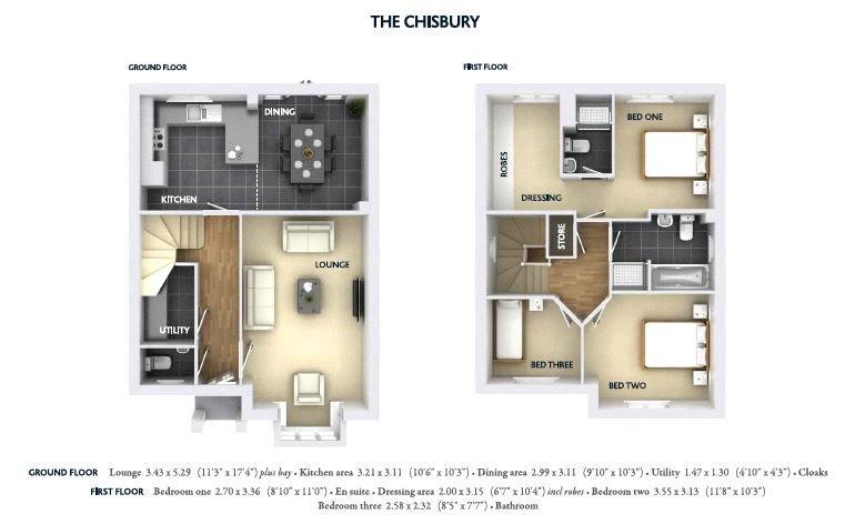Chisbury Floor Plan