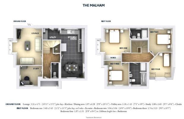 Malham Floor Plan