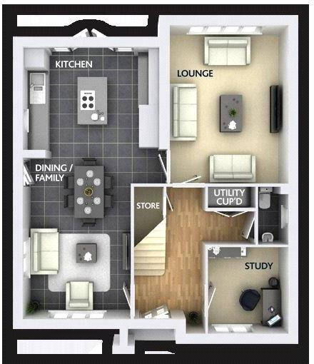 Berrington Floorplan
