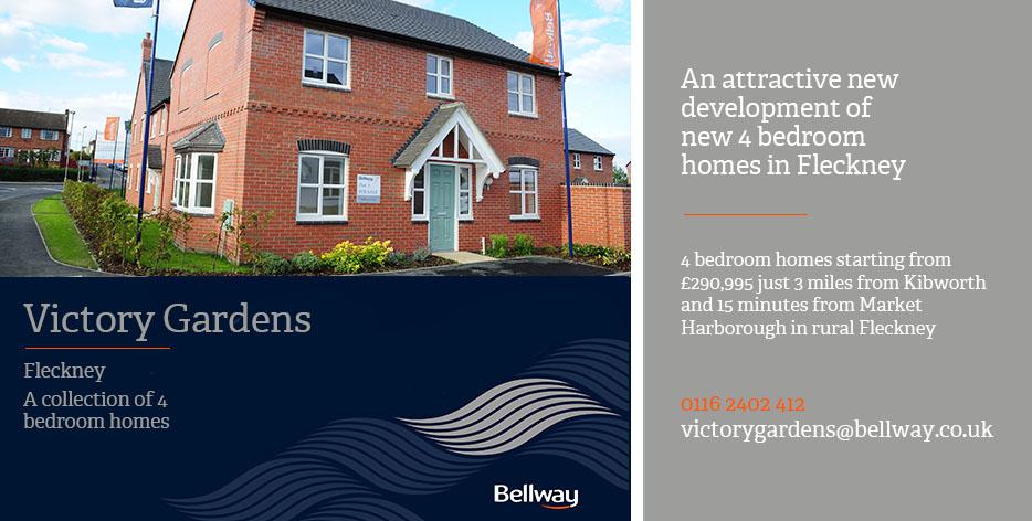 Victory Gardens New Homes Development By Bellway Homes Ltd