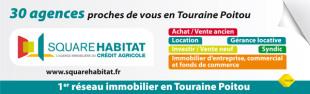 Square Habitat, Toursbranch details