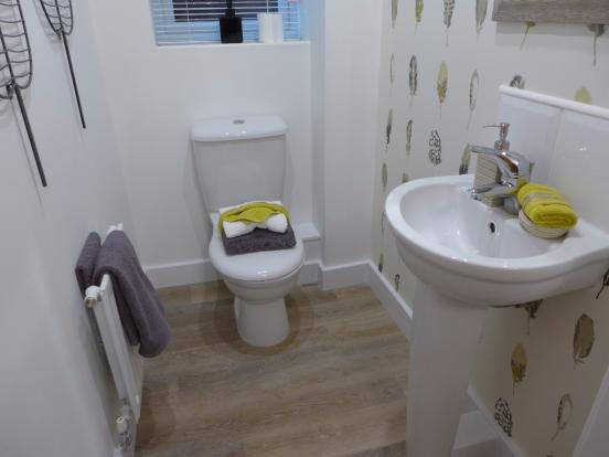 Show home WC