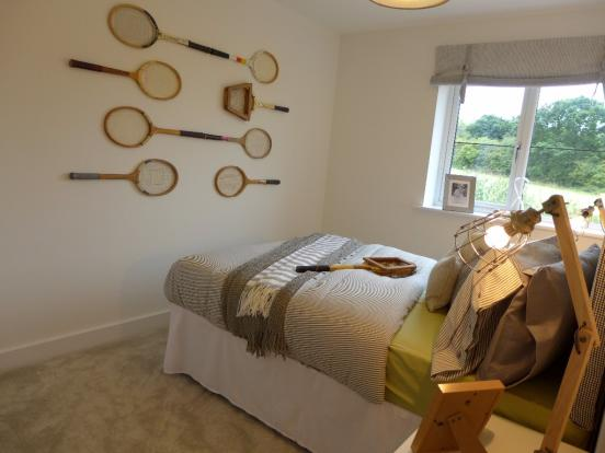 Show home 3rd bed