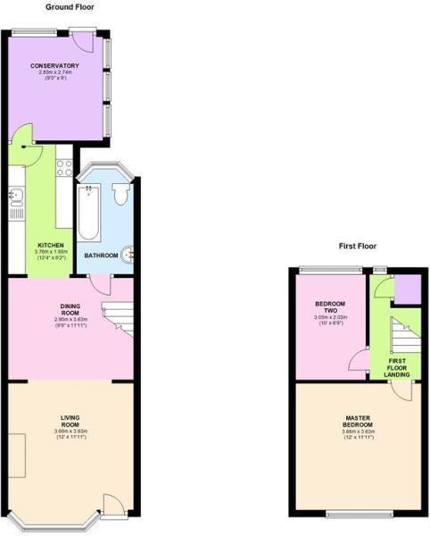 44 ferndale cottages