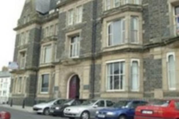 Serviced office to rent in marine terrace aberystwyth for 50 marine terrace