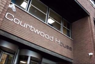 property to rent in Courtwood House, Silver Street Head, Sheffield, South Yorkshire, S1 2DD