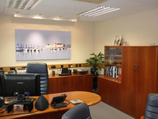 First Floor Office
