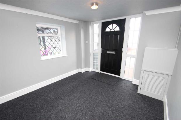 Bedroom- Annexe