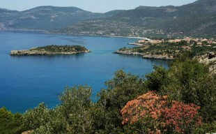 Land in Peloponnese, Messinia...