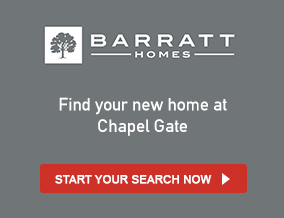 Get brand editions for Barratt Homes, Chapel Gate