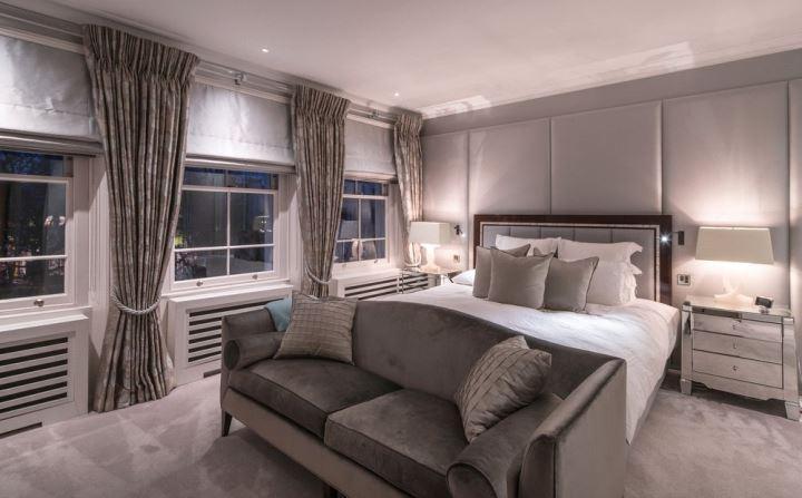 Taylor Howes,Master Bedroom