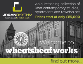 Get brand editions for Urban Rhythm Ltd, Wheatsheaf Works