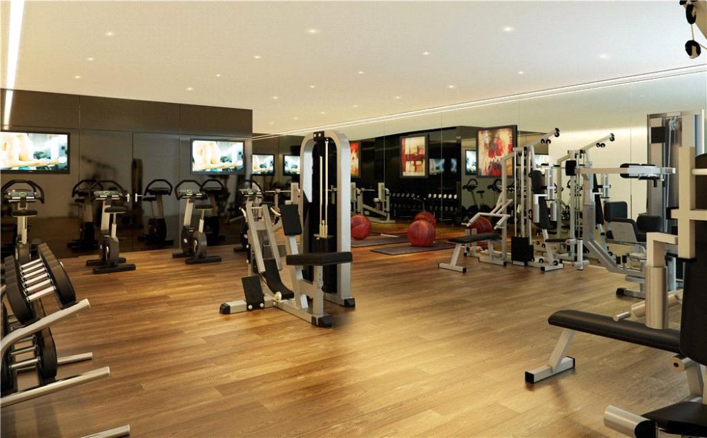 Private Gym Sw1