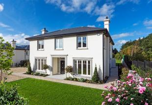 5 bedroom new house in Howth, Dublin