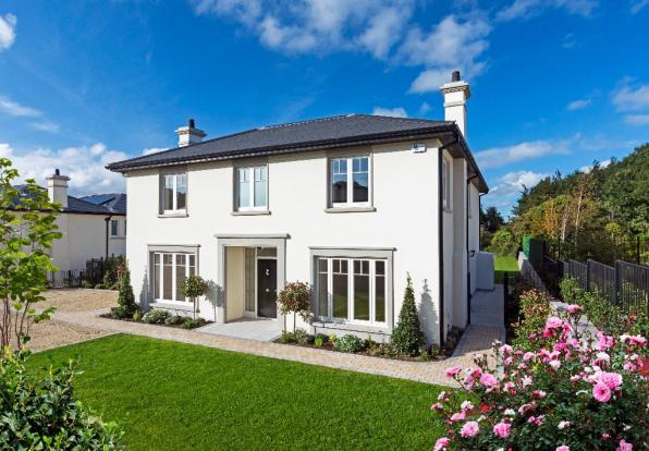5 bedroom detached house for sale in howth dublin ireland for New build 5 bedroom house