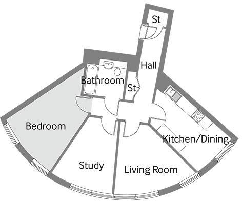 flat 405