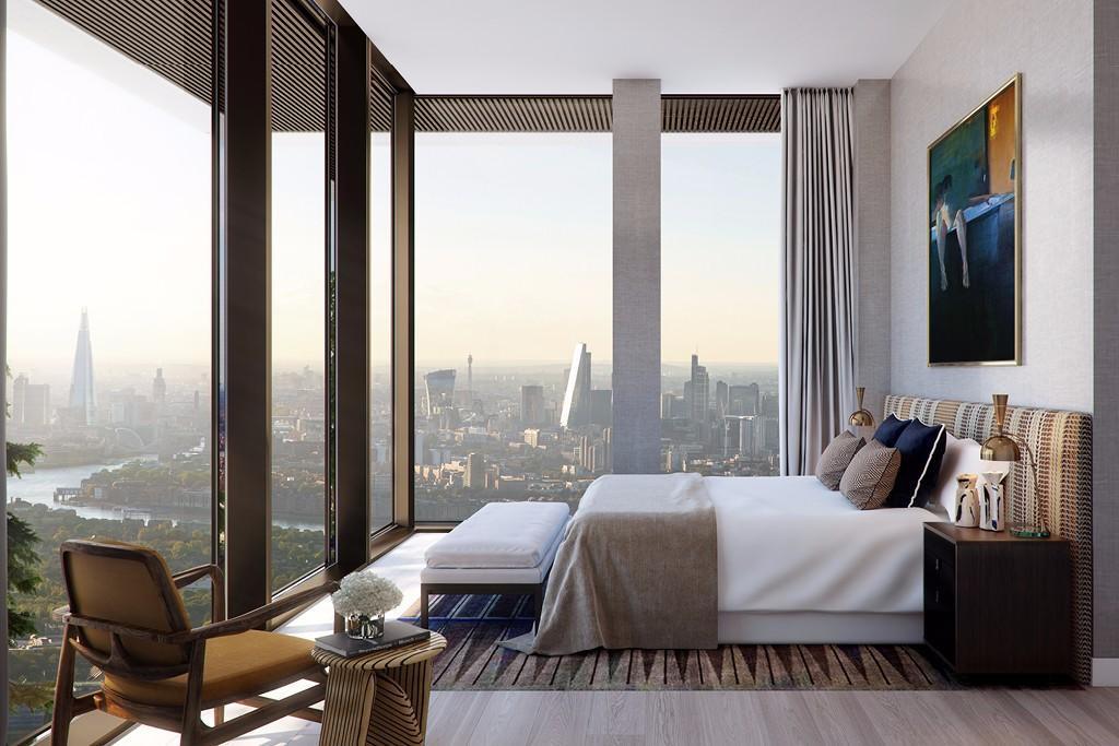 Ecoworld,Master Bedroom