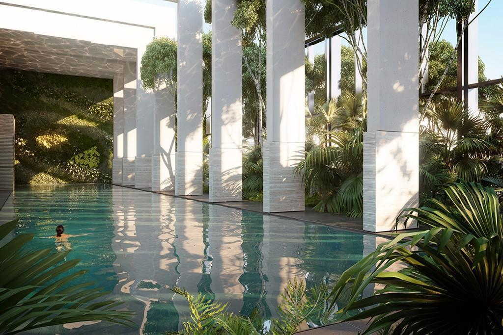 Ecoworld,Pool & Sport