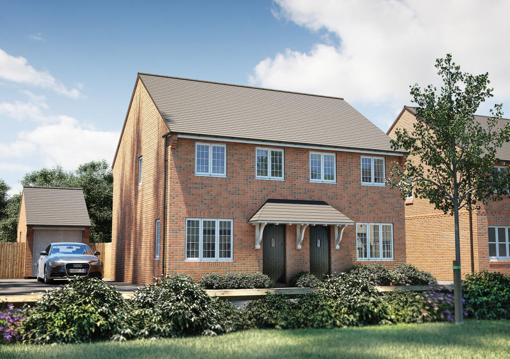 New Homes Bishops Tachbrook