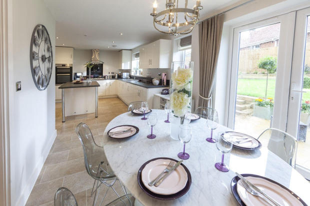 Fanceford showhome
