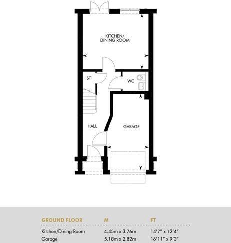 The Eton, Ground Floor