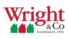Wright & Co, Rentals logo