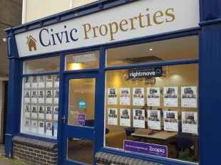 Civic Properties, Shildonbranch details