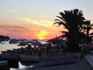 Sunset in Porto Cesa