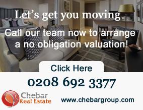 Get brand editions for Chebar Real Estate, Deptford