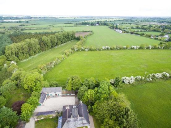Aerial View Lot 3