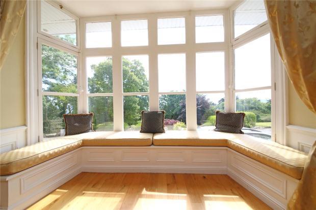 Window Seat Sea View