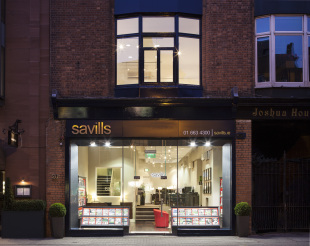 Savills Ireland, Dawson Streetbranch details