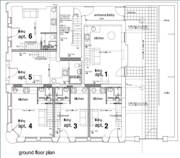 No 5 Ground Floor