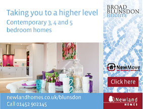 Get brand editions for Newland Homes Ltd, Broad Blunsdon Heights