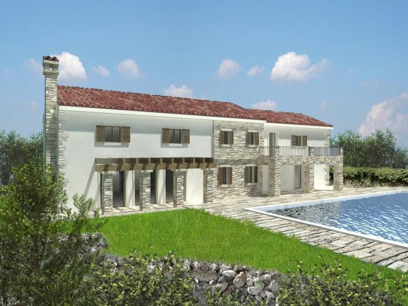 Plot in Bale, Istria