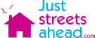 Just Streets Ahead, Hastings logo