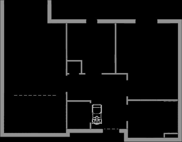Type 13A Floor Plan