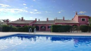 2 bed semi detached property for sale in Hacienda Del Alamo...
