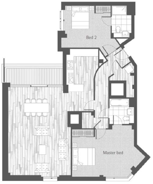 Wapping Floorplan