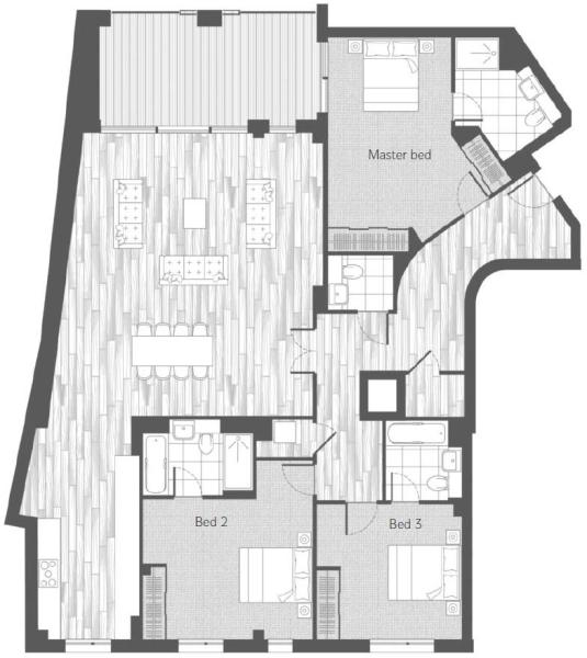 Wapping Floorplan