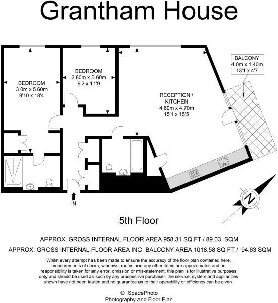 LCI floorplan