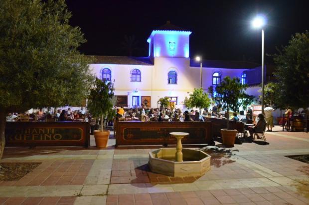 Hacienda By Night