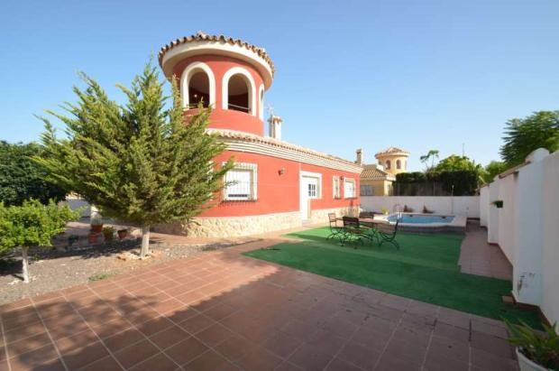 Imposing villa