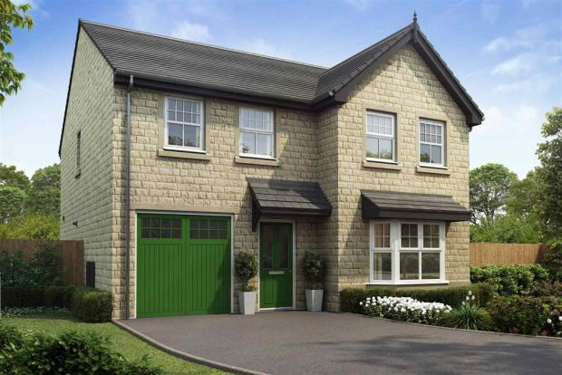 Artist impression of The Haddenham (Stone) at Tootle Green